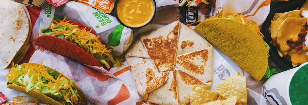 Save an extra 20% on your Taco Bell order