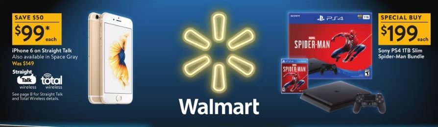 Walmart Black Friday ad: Here are the best deals!