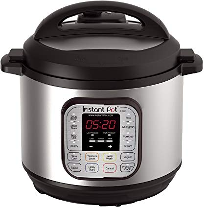 Kohl's Cardholders: Instant Pot 8-quart  7-in-1 electric pressure cooker for $60