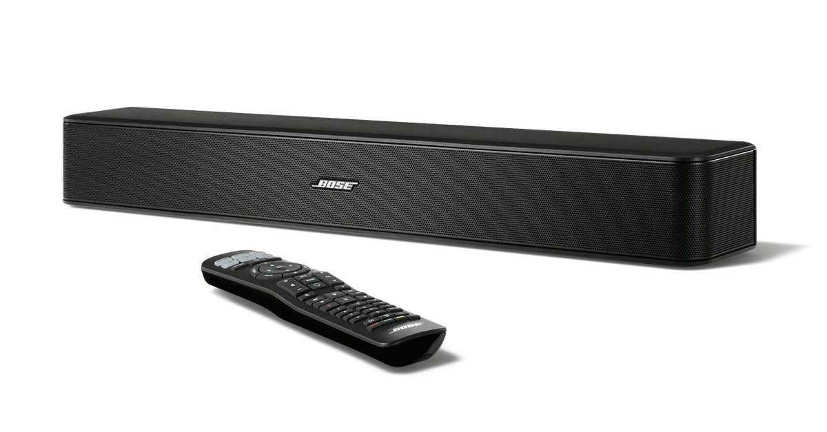 Bose refurbished Solo 5 TV sound system for $100