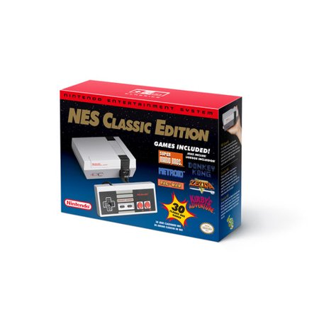 NES Classic Edition for $50 after coupon