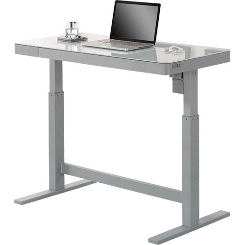 In Costco stores only: Tresanti sit-to-stand adjustable power desk for $270
