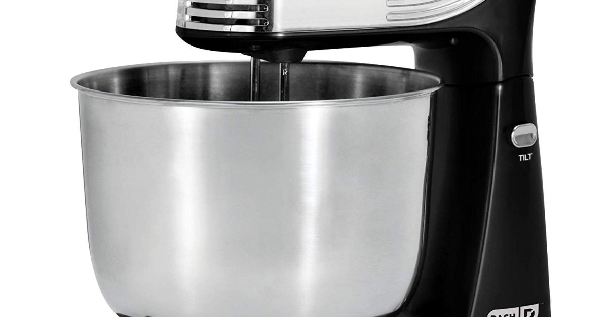 Dash stand mixers from $35, free shipping