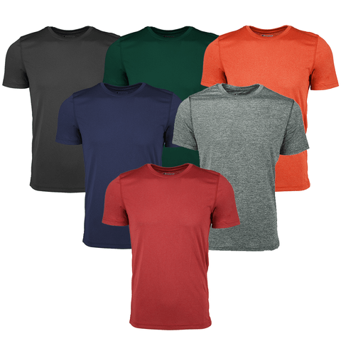 Champion men's mystery performance t-shirt 3-pack for $15, free shipping