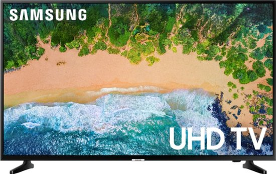 43″ Samsung 4K smart TVs from $239 today