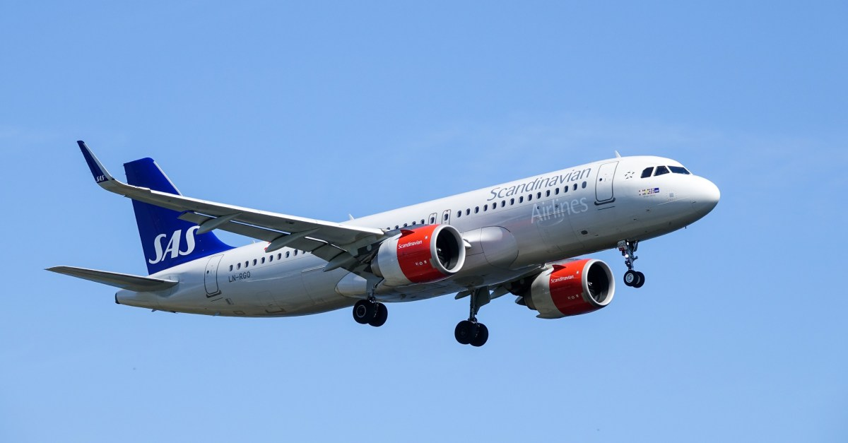 SAS Scandinavia Airlines sale: Fares from $354 round-trip