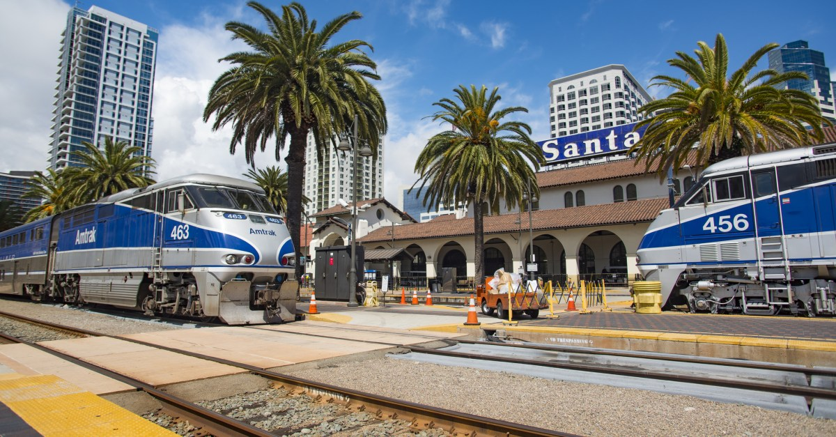 🔥 Ends today! Amtrak: Buy one, get one FREE tickets