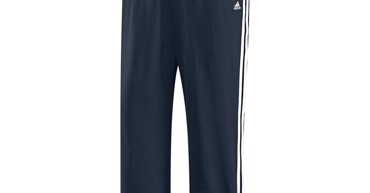 2 pair men's Adidas pants for $25, free shipping
