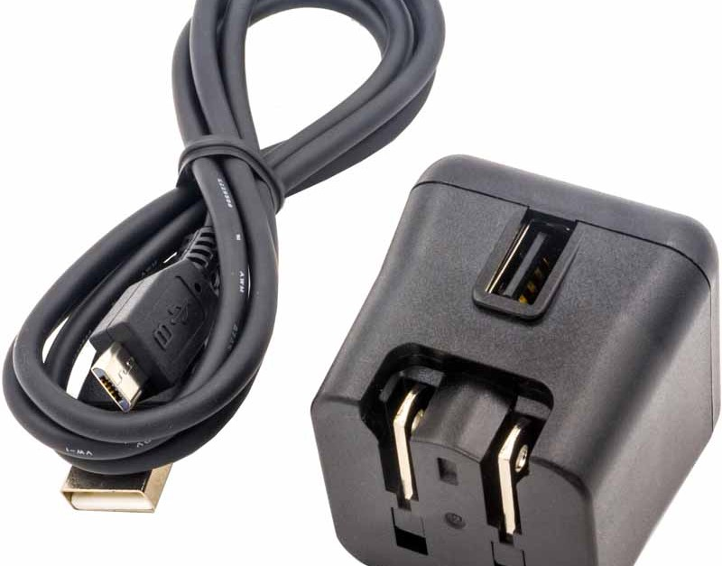 Travel wall charger for $2, free store pickup
