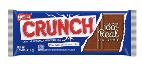 Today only: Select Nestle candy bars for just $0.39 in-store