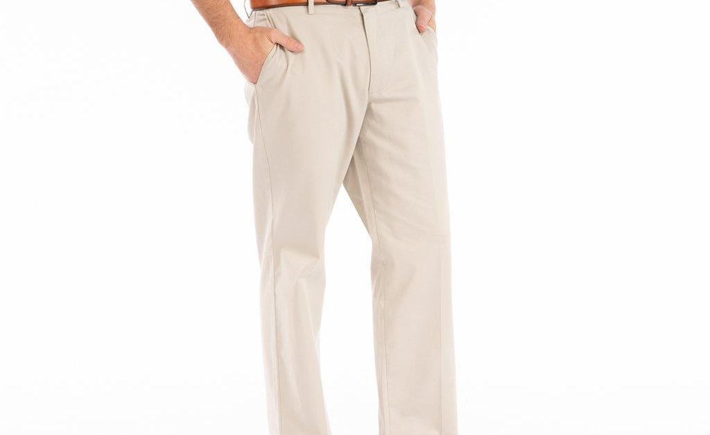 Dockers men's Signature Classic Fit pants for $20, free shipping