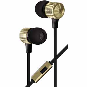 Today only: Bytech premium metallic earbuds for $4, free store pickup
