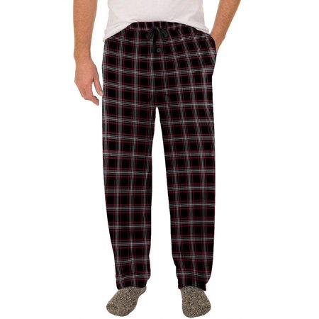 Fruit of the Loom men's fleece sleep pants for $6