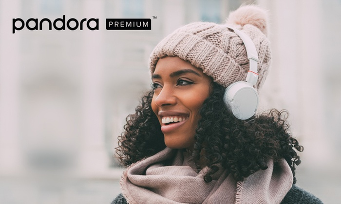 Enjoy 3 months of Pandora Premium for FREE!
