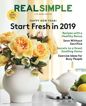 Get Real Simple magazine for FREE!