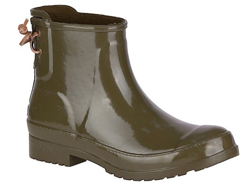 Sperry women's Walker Turf rain boots for $21, free shipping