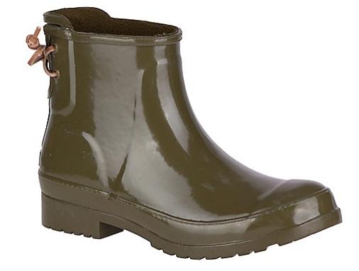 Sperry women's Walker Turf rain boots for $21, free shipping