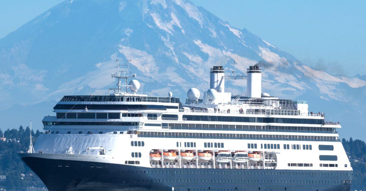 7-night Alaska cruise on Holland America from $399