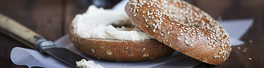 Today only: Get 3 FREE bagels at Bruegger's Bagels