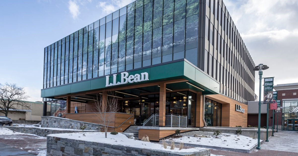 LL Bean coupon