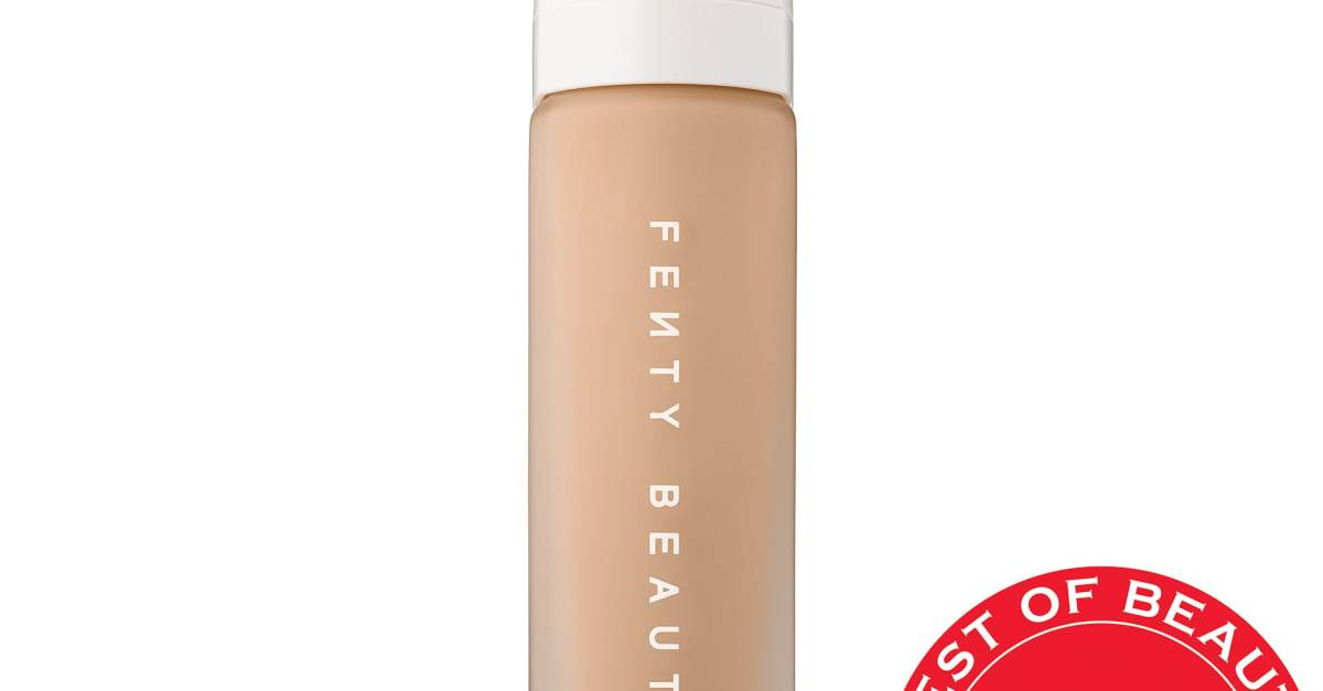 Get a FREE trial size Fenty Beauty foundation with $25 purchase