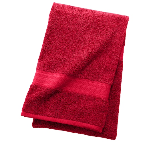 The Big One solid bath towels for $4
