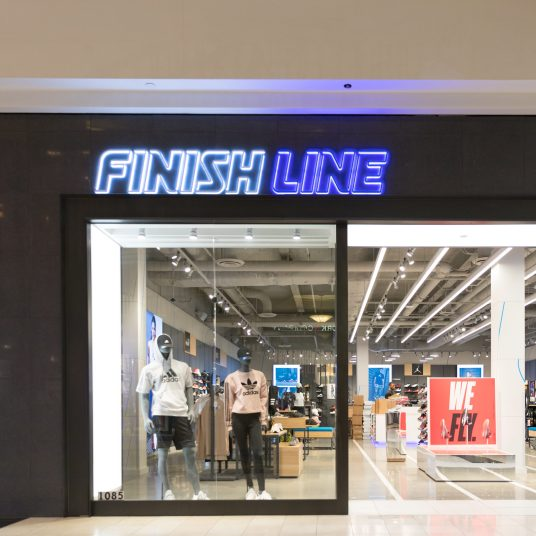 Finish Line coupons: Take $10 off a $100 order