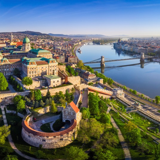 9-night, 3-city Europe travel package with air & transit from $983