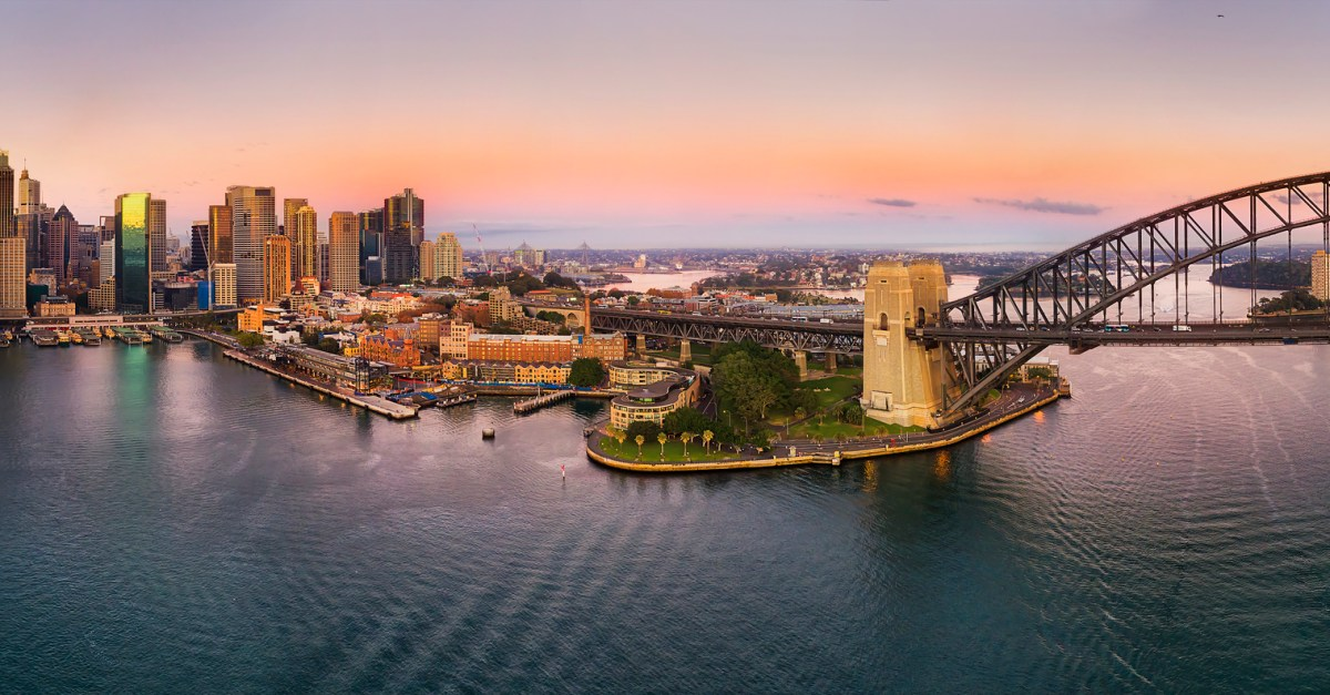  Flights to Australia in the $500s to $700s round-trip!