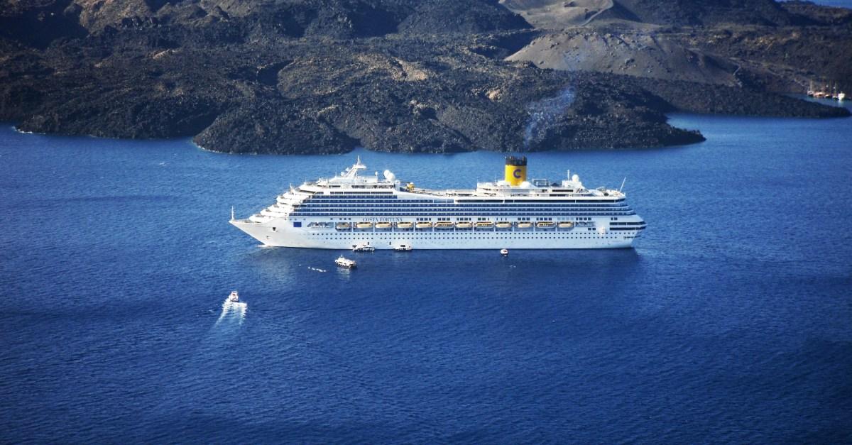Costa European cruise