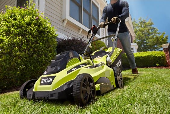 Today only: Save up to 55% on Ryobi power tools and lawn equipment