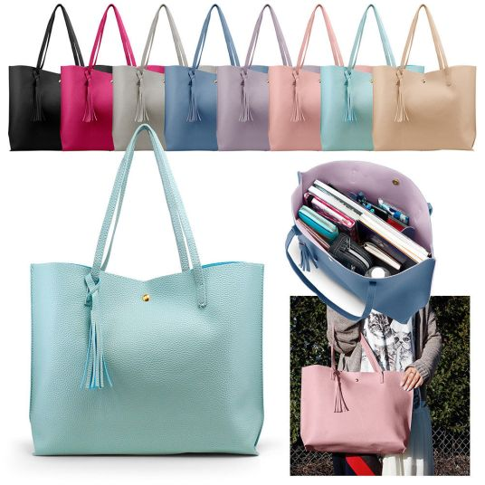Women's shoulder tote bag for $13, free shipping