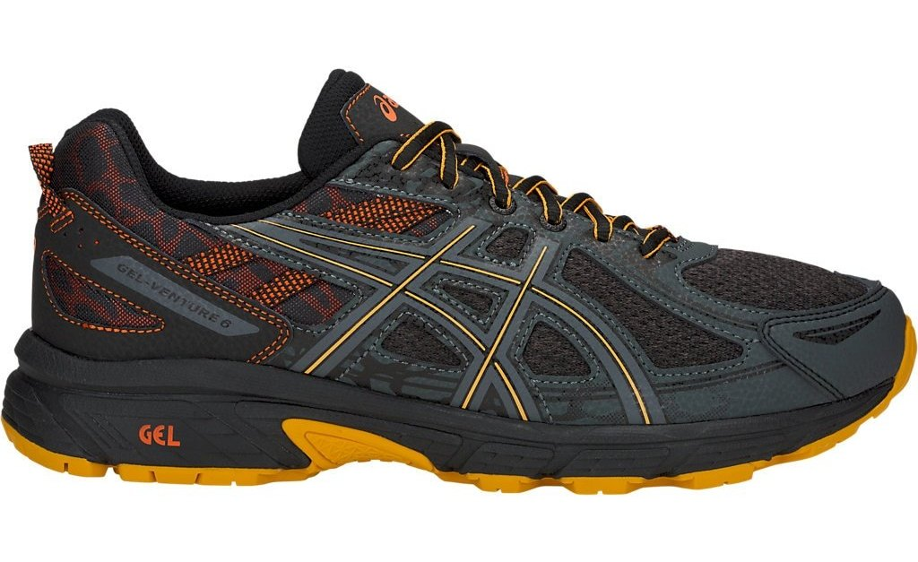 Asics men's Gel-Venture 6 MX running shoes for $30, free shipping