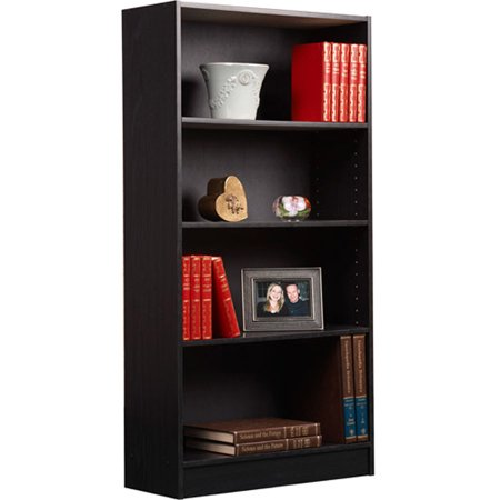 Set of 2 Orion 47″ 4-shelf bookcases for $47