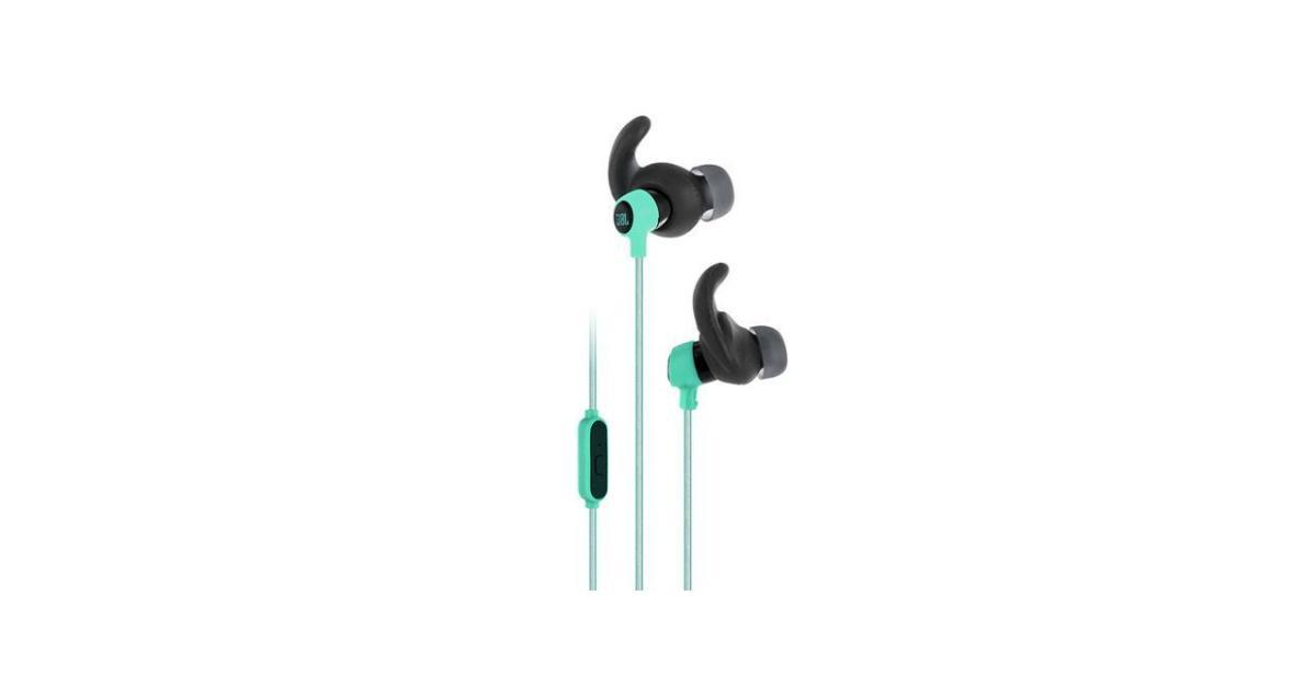 JBL Reflect Mini lightweight refurbished in-ear sport headphones for $5