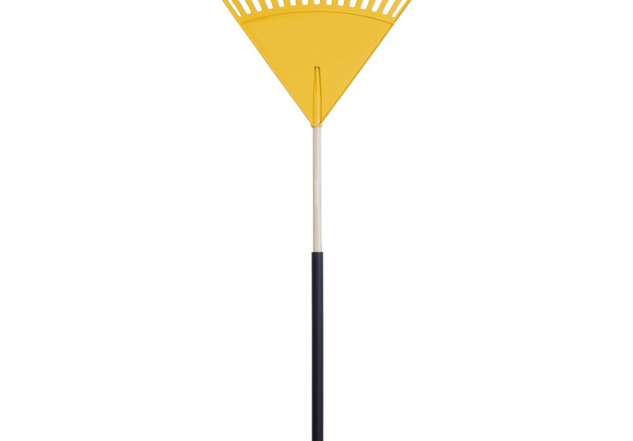 True Temper 30″ lawn & leaf rake for $7