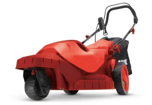 Today only: Sun Joe electric lawn mower for $129