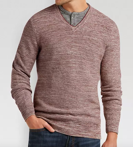 Men's Warehouse: Men's shirts and sweaters from $10