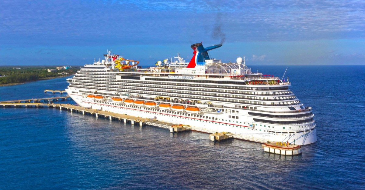 4-night Baja Mexico cruise on Carnival from $169