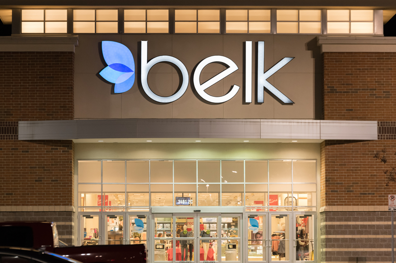 Belk: Save up to 85% on clearance items