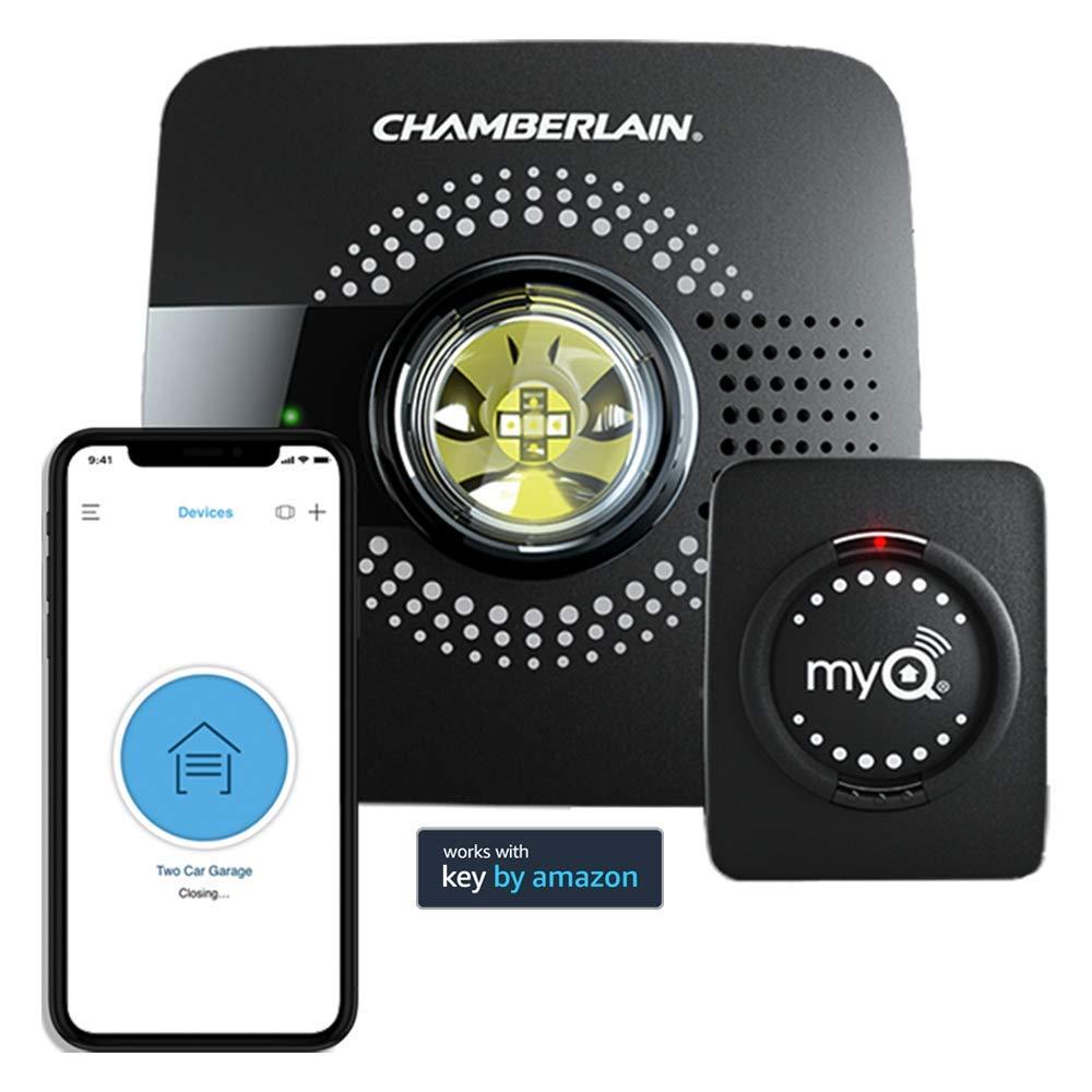Chamberlain MyQ Smart Garage Door Opener For $30