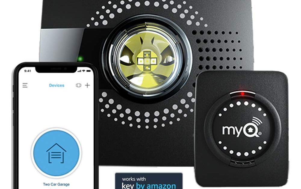 Prime members: Chamberlain MyQ smart garage door opener for $17
