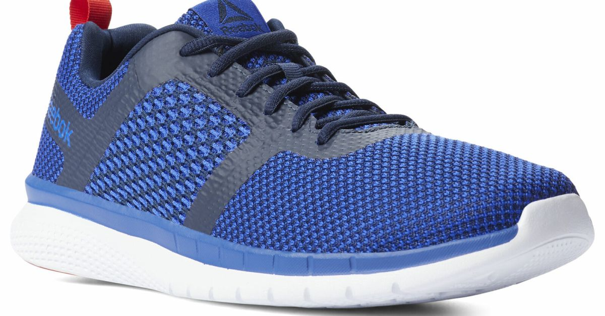 Reebok men's PT Prime runner FC shoes for $25, free shipping