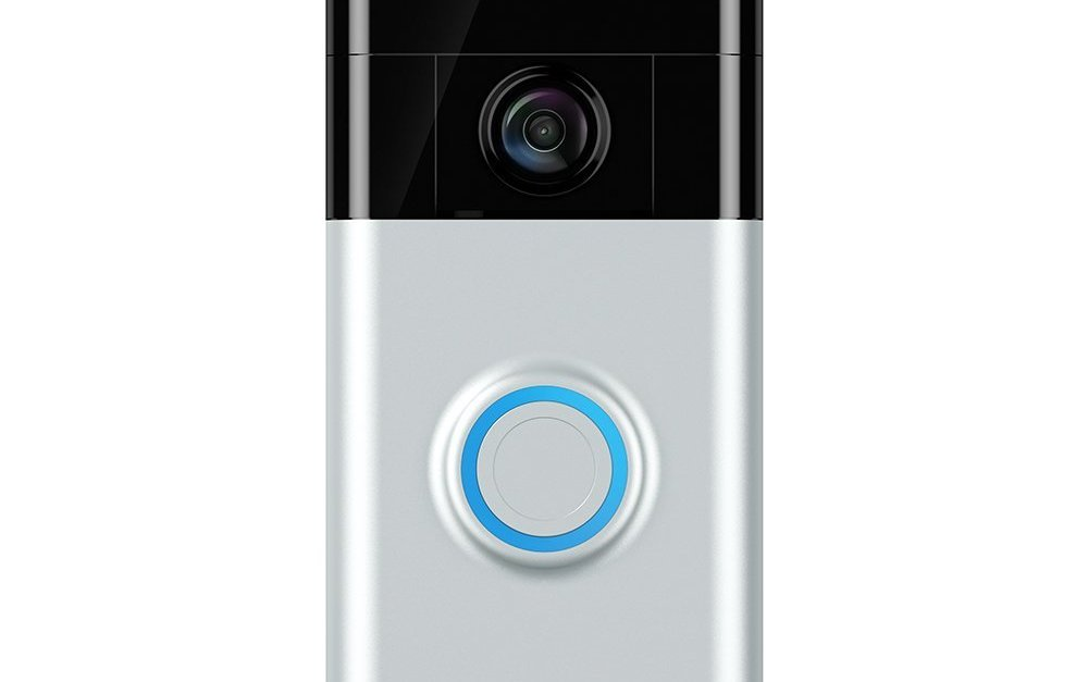 Used Ring Wi-Fi video doorbell for $60, free shipping