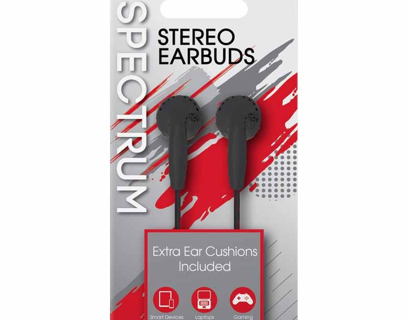 Today only: Spectrum earbuds for 75 cents