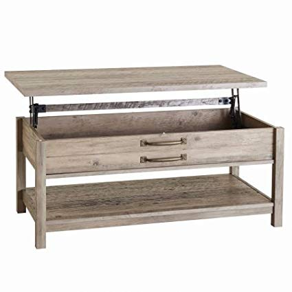 Ameriwood Home Barrett lift-up coffee table for $165