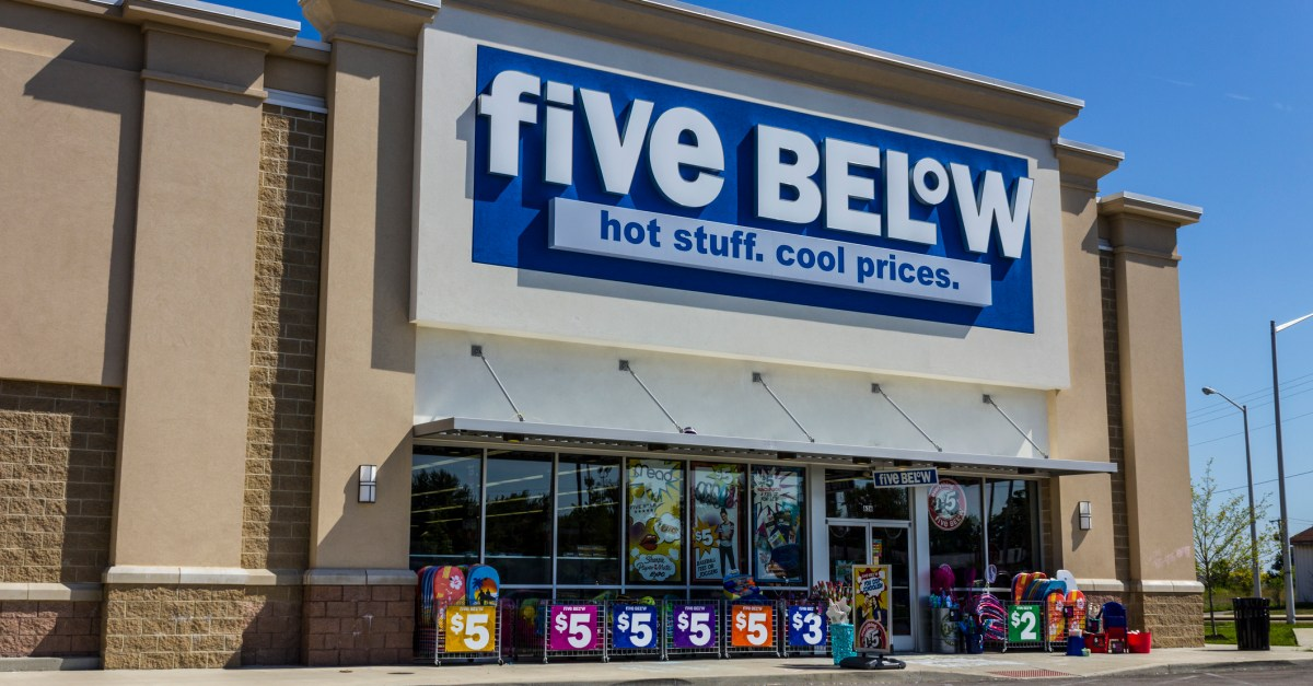 10 great deals at Five Below