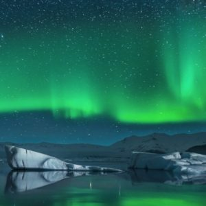 3-night Iceland getaway with flights, daily breakfast & ice cave tour from $1,070