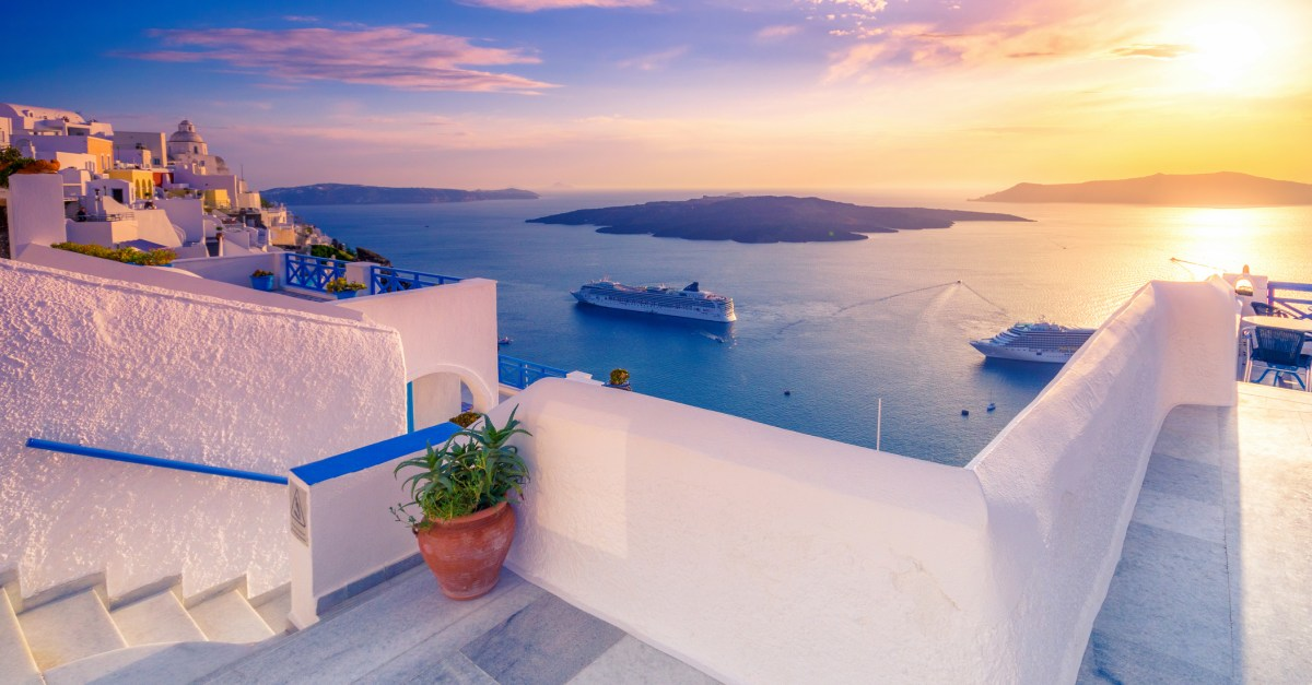 11-day Greece escape with air from $1,649