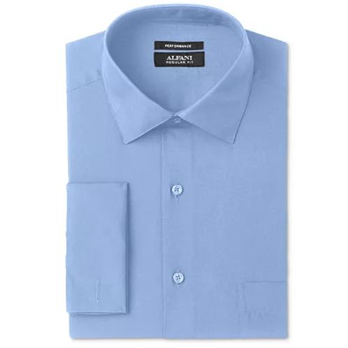 Men's dress shirts from $10 at Macy's, free store pickup